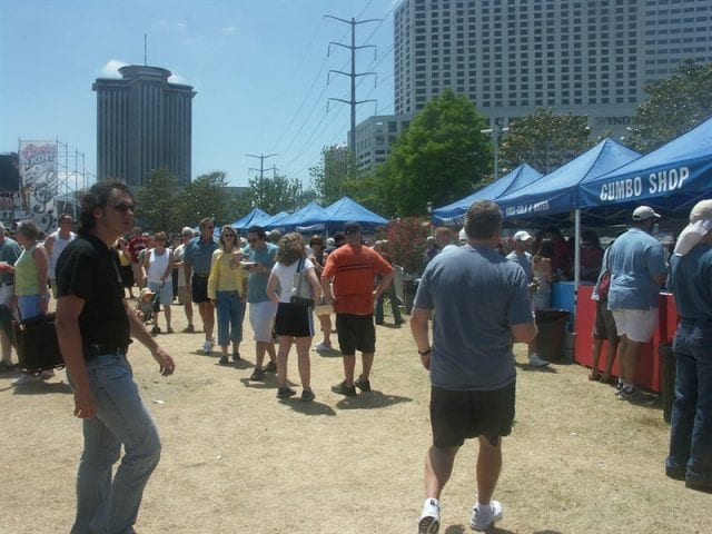 Crescent City Farmers Market - New Orleans, USA