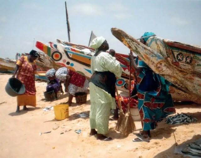 I colori del Senegal