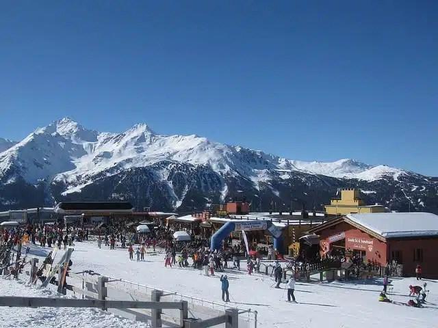 Sci - Bormio, Valtellina