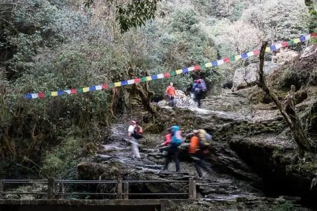 Ulleri, Himalaya, Nepal