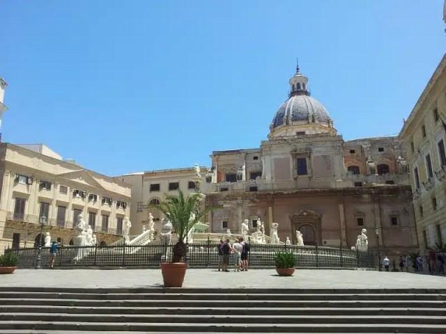 Visitare Palermo