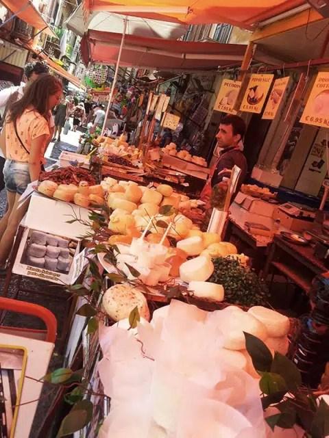 Visitare Palermo: Ballarò