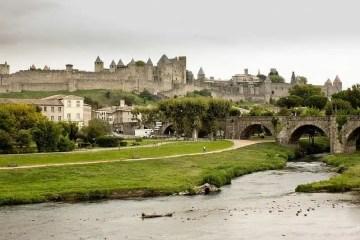 Carcassonne Francia