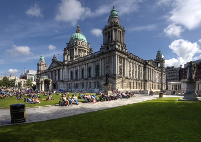 Belfast, Irlanda del Nord (Ulster)