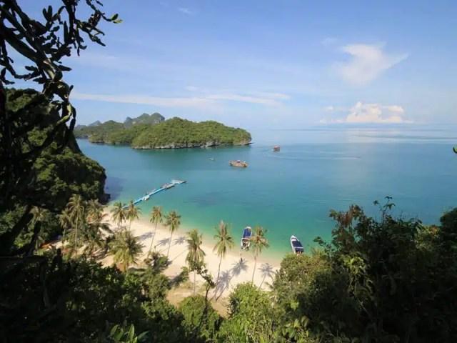 Koh Phangan, Tailandia