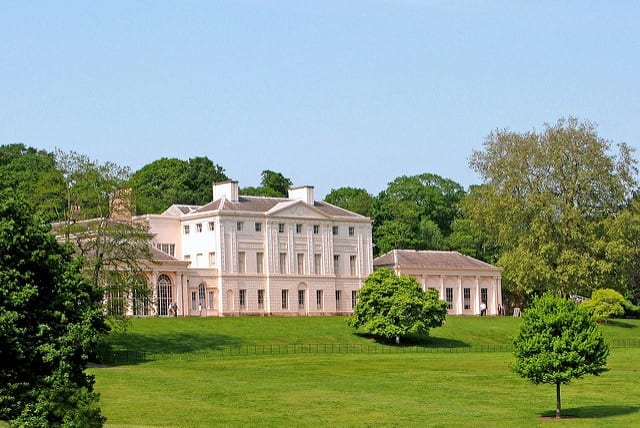 Kenwood House - Hampstead, Londra, UK