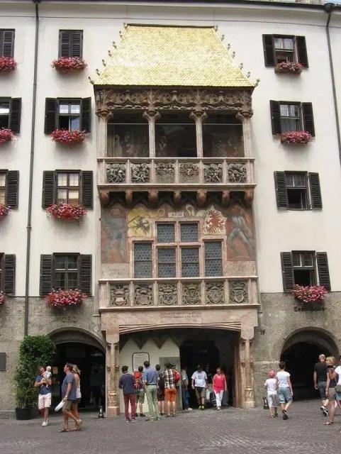 Road Trip Austria - Innsbruck