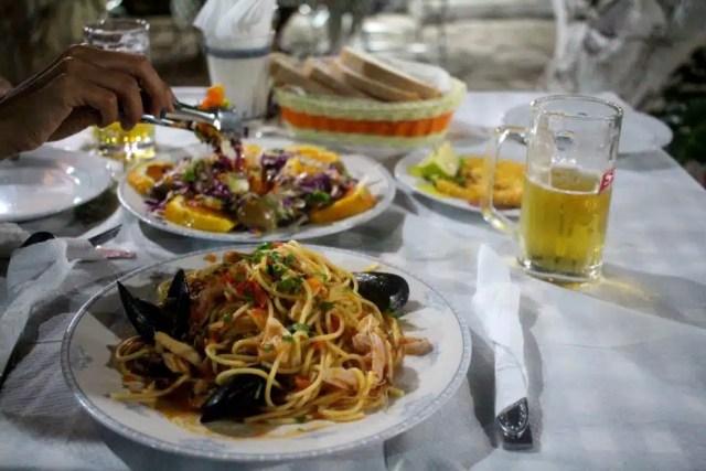 Prezzi in spiaggia: Romagna contro Albania