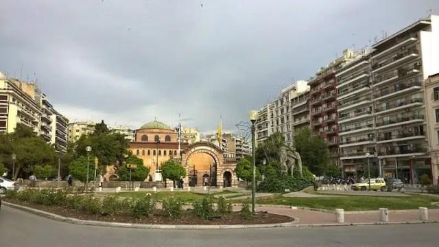 Agia Sofia - Salonicco, Grecia