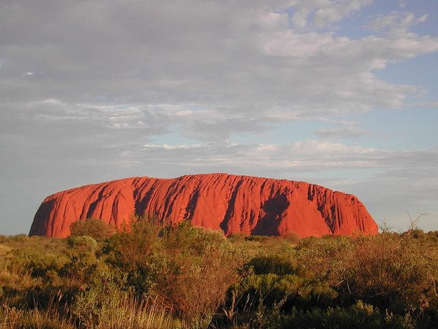 Ayers Rock_Australia_Pete Edgeler