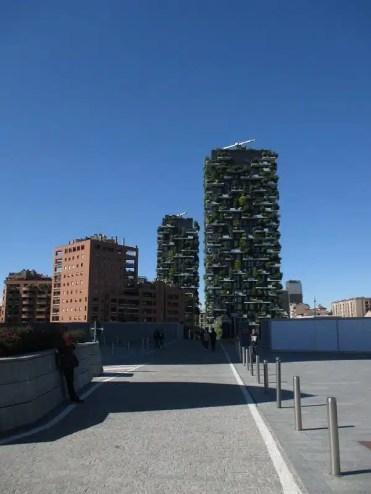 Lookals giardini nascosti Milano Bosco Verticale Boeri