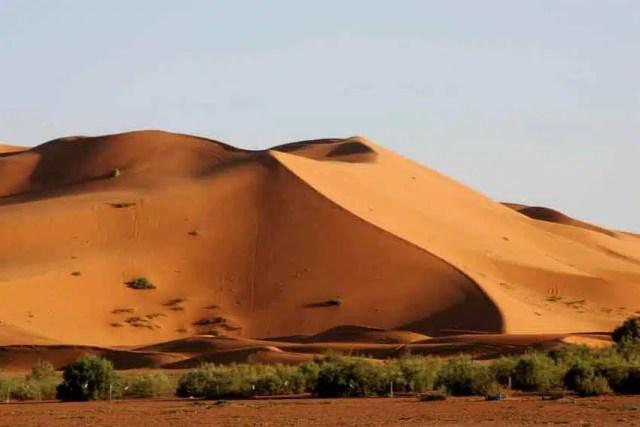 Deserto, Marocco - Tende a 5 stelle