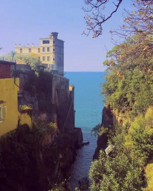 Golfo del Pecoriello - Sant'Agnello, Penisola Sorrentina