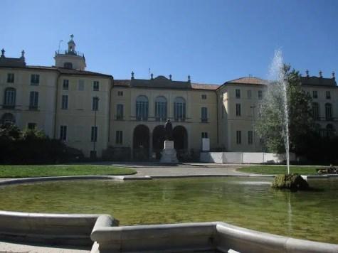 Lookals giardini nascosti Milano Palazzo Dugnani