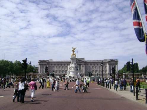 Buckingham Palace - Londra, UK