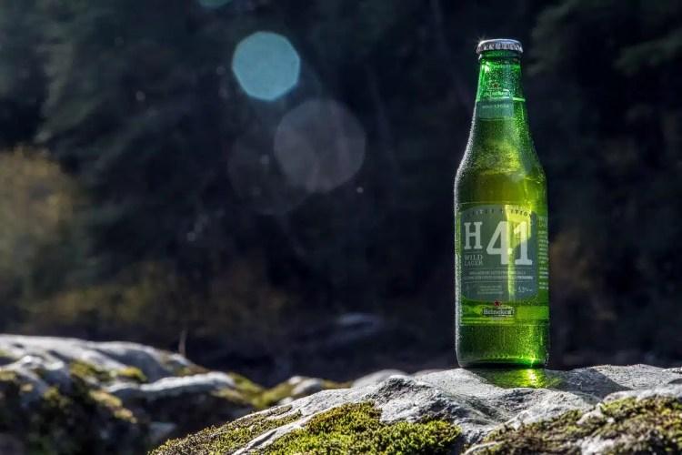 Heineken H41 in Italia