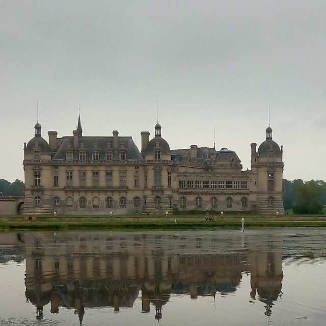 Chantilly - Piccardia , Francia
