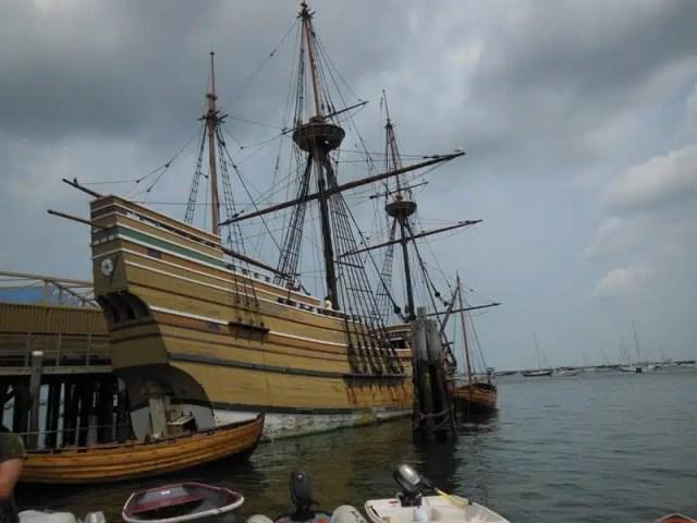 Mayflower II - Plymouth, USA