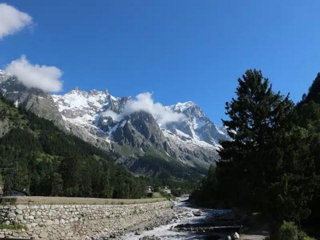 Courmayeur, Val d'Aosta