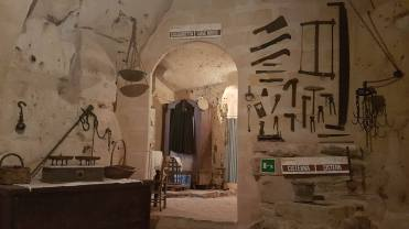 Casa Caverna - matera