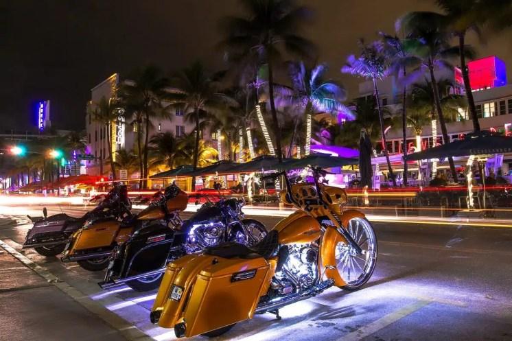 Miami Beach - Ocean's Drive