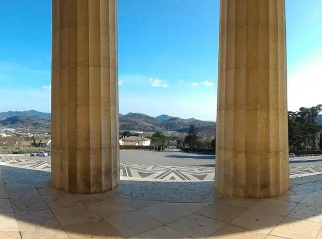 Possagno, il Tempio di Antonio Canova