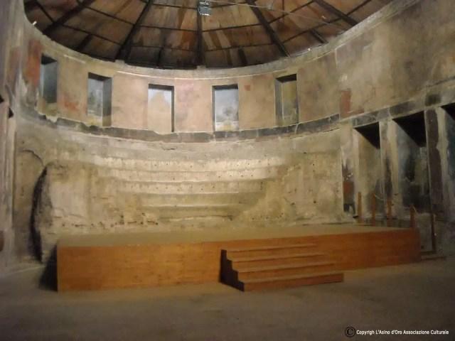 Roma Sotterranea: l'Auditorium di Mecenate