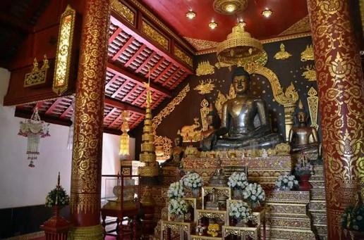 Wat Phra Kaew - Chiang Mai, Tailandai