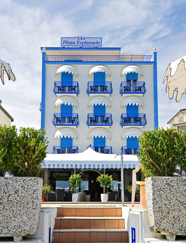 Hotel Plaza Esplanade Jesolo