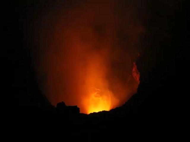 Vulcano Masaya - Nicaragua