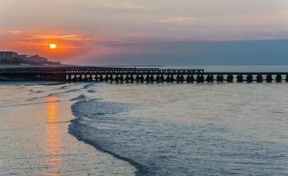 jesolo-spaiggia-tramonto-sole