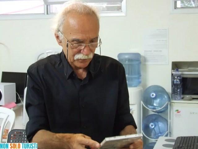 """Palestina e Israele: le parole di Michel """"Mikado"""" Warschawsky"""