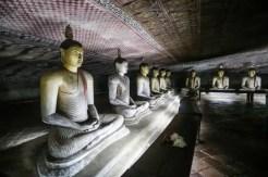 Statue del Tempio d'Oro - Dambulla