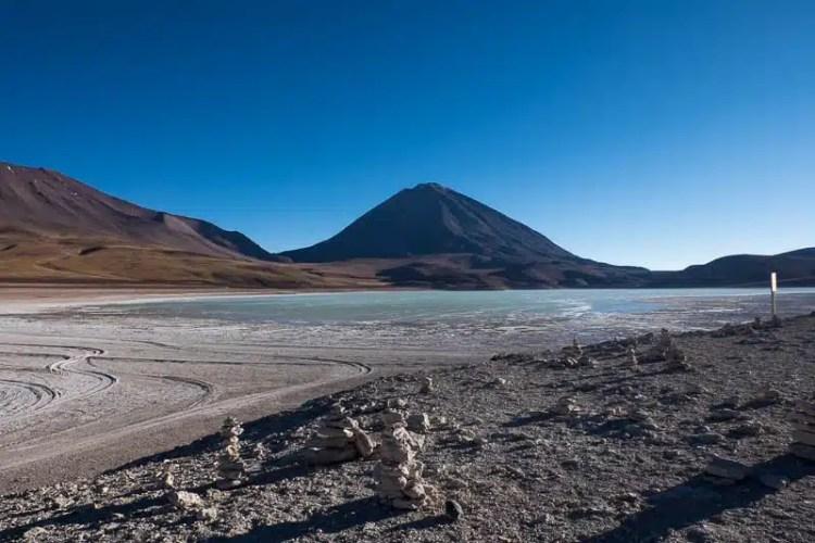 Laguna verde Bolivia