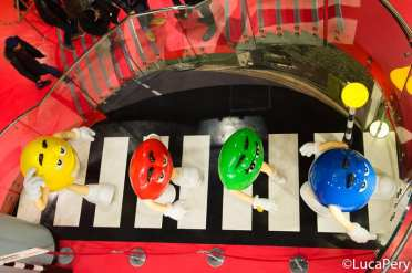 Abbey road M&Ms