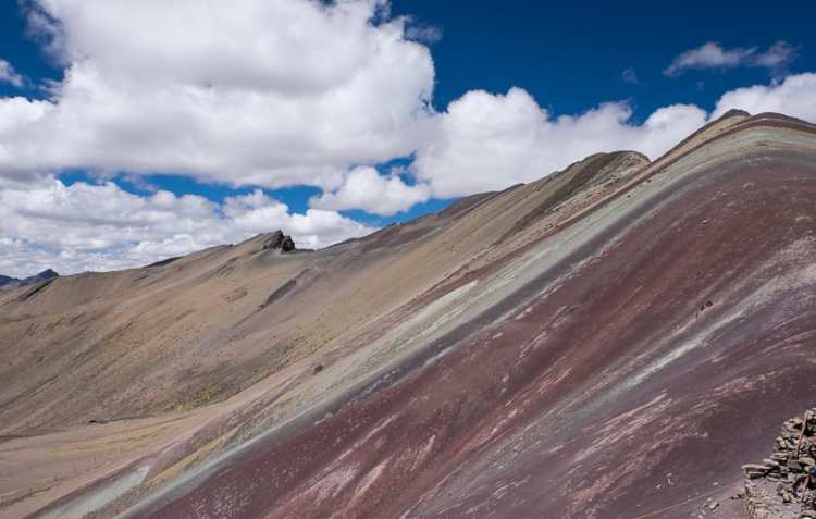 Rainbow mountain - Vinicunca