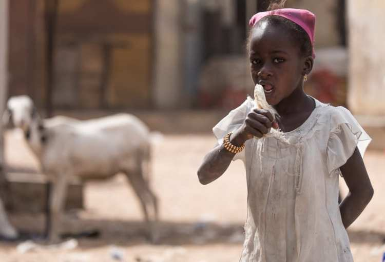 Senegal villaggi