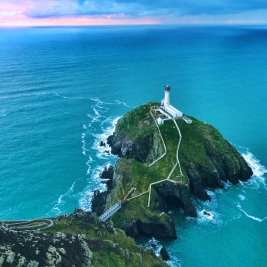 South Stack faro