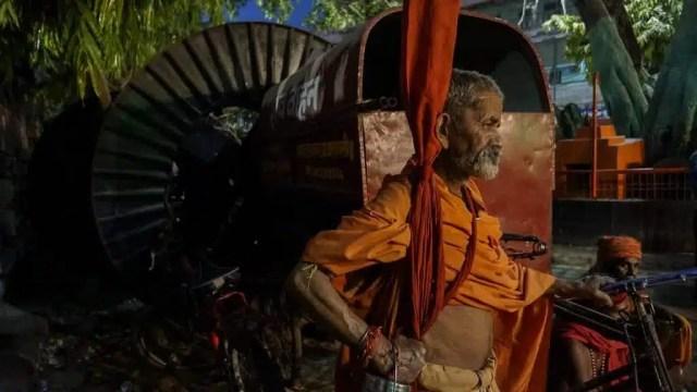 7MML Ritorno al centro, Mountain Bike - Varanasi