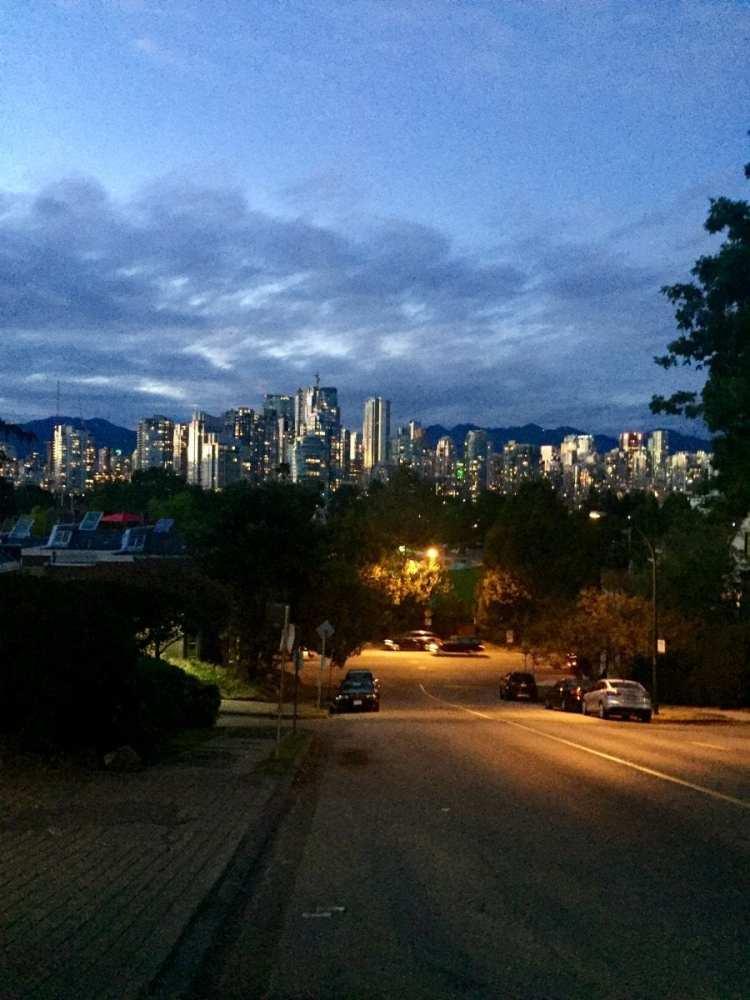 Wild Journey a Vancouver, nel Canada occidentale