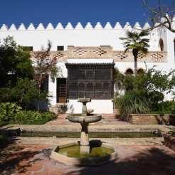 Giardino del Museo Sa Bassa Blanca Alcúdia