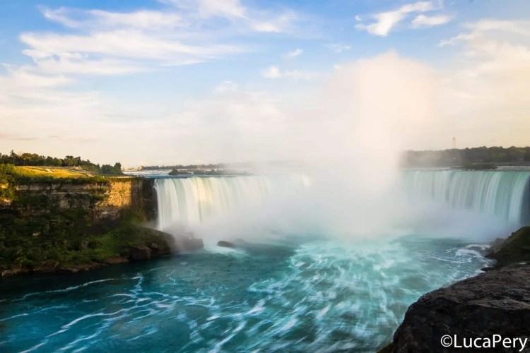 Niagara le cascate