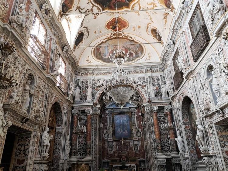 Madonna della Mercede al mercato del Capo a Palermo