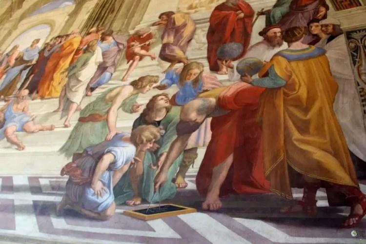 Musei Vaticani - Scuola di Atene