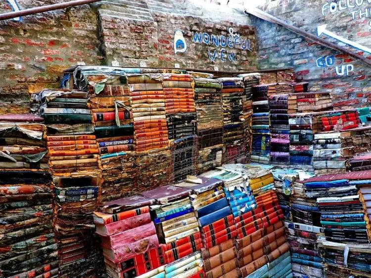 cosa vedere a Venezia in un giorno-libreria-acqua-alta