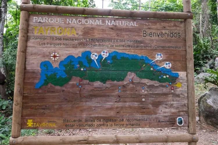 Parco Tayrona