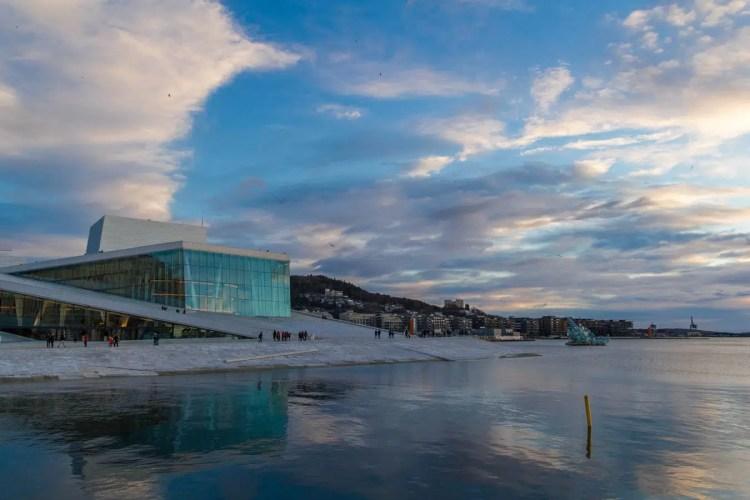 DOVE ANDARE IN NORVEGIA IN INVERNO