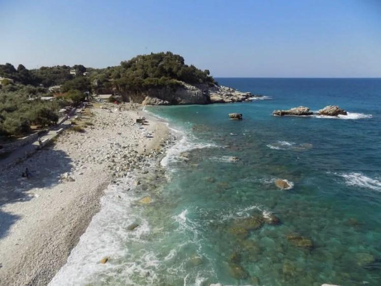Spiaggia Damouchari