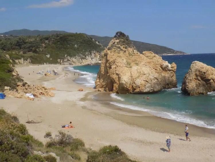 Spiaggia Melani