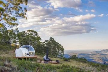 Bubble TentdelCoonawarra Bush